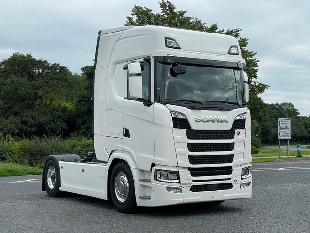2021 (21) Scania NEW 660s highline LHD Image