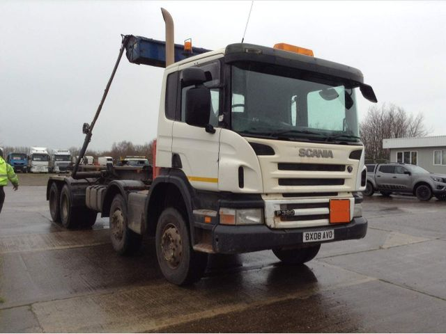 2008 (08) Scania P Series Image