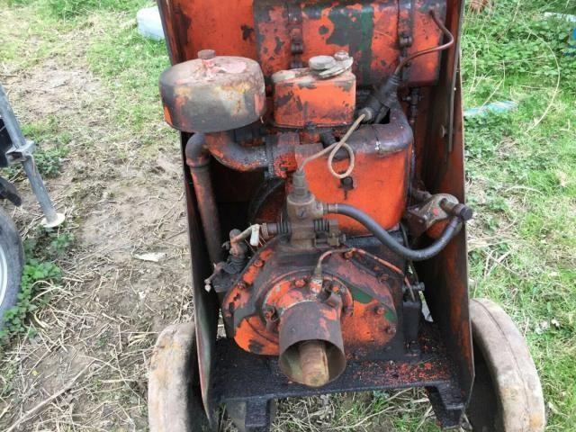 Diesel Concrete Mixer £650 Image