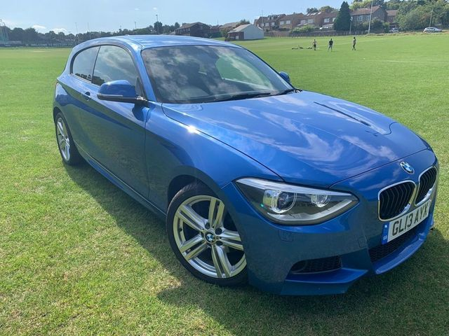 BMW 1 SERIES Hatchback 1.6 118i M Sport Sports Hatch 3dr