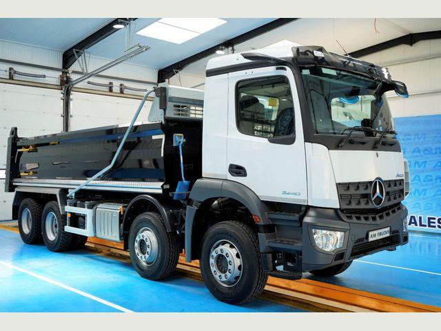 Mercedes-Benz AROCS 3240 8X4 TIPPER EURO 6 CHOICE Image