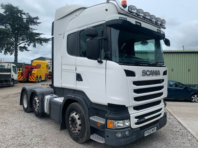 2014 (63) Scania R Series Image