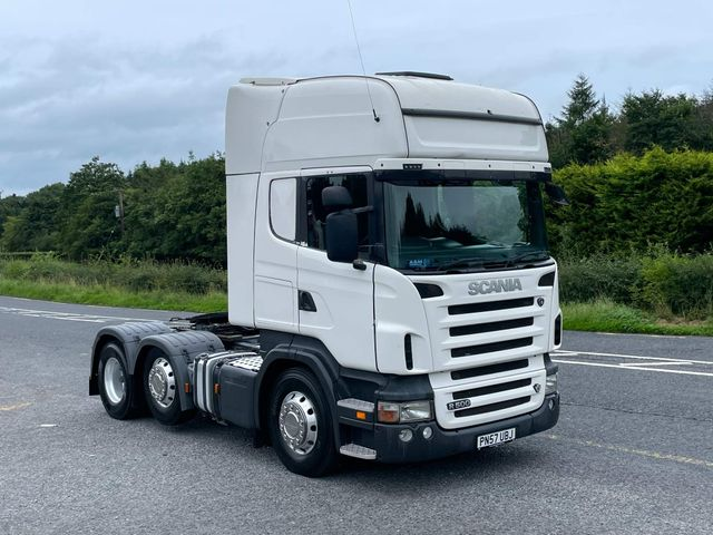 2007 (57) Scania R500 TOPLINE Image