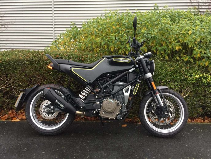 2019 19 Reg Husqvarna Sold By Us - 1 Private Owner