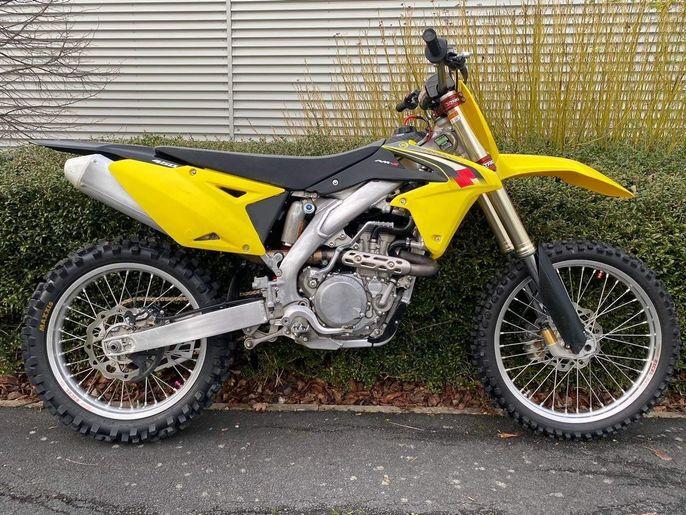 2016 Suzuki 450 Clean Rare Example