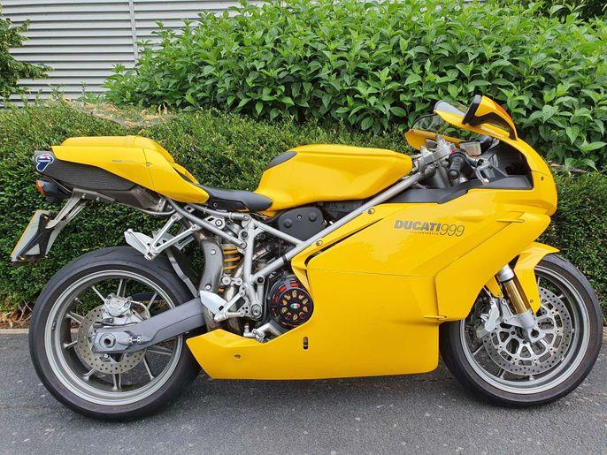 2004 04 Reg Ducati Nice Original Example