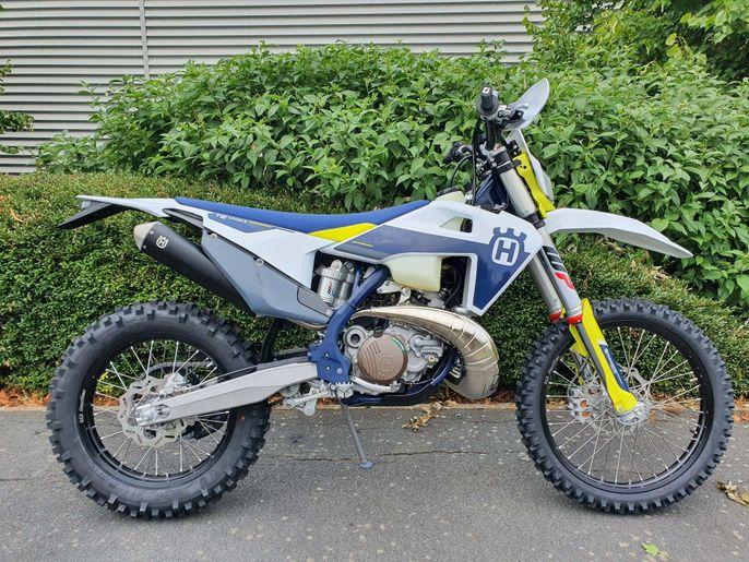 Husqvarna 250 New 2021 Model - In Stock