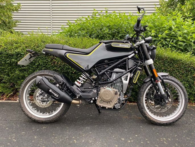 2018 19 Reg Husqvarna Low Mileage 1 Owner
