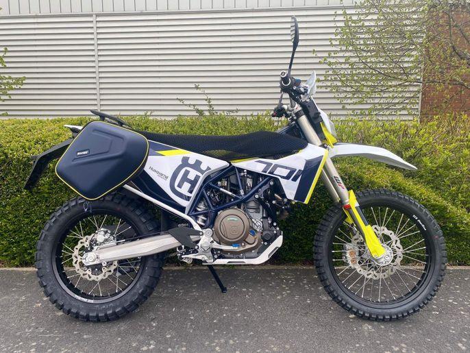 2021 21 Reg Husqvarna 700 Enduro Fully Loaded 2021 Bike