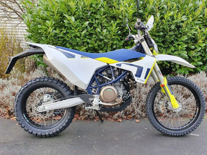 Husqvarna 700 Enduro New 2020 701 Enduro