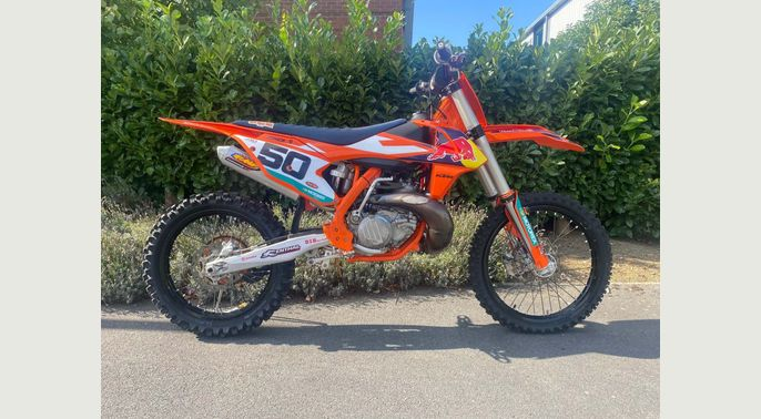 2018 KTM 250 SX Motocrosser Sold By Us 1 Owner From New