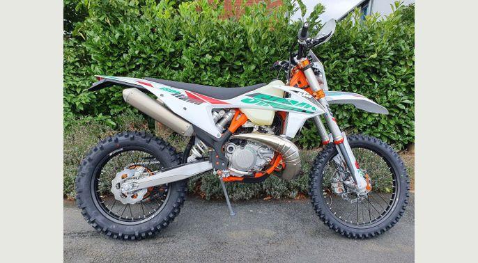 KTM 250 EXC TPI Six Days New 2021 250 EXC Tpi 6 Days