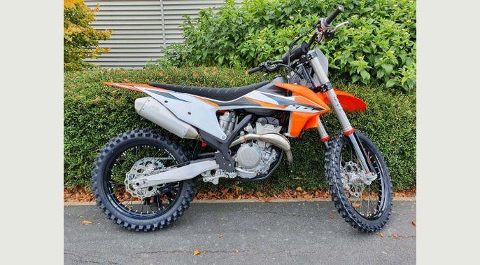 KTM 350 SX-F Motocrosser New 2021 350 SX-F