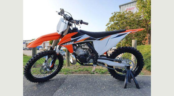KTM 250 SX Motocrosser New 2021 250 SX