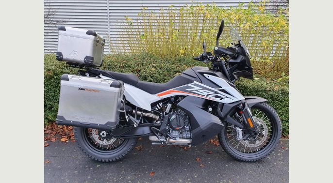 2020 69 Reg KTM 790 Adventure ABS Just Arrived - 1 Owner- FSH