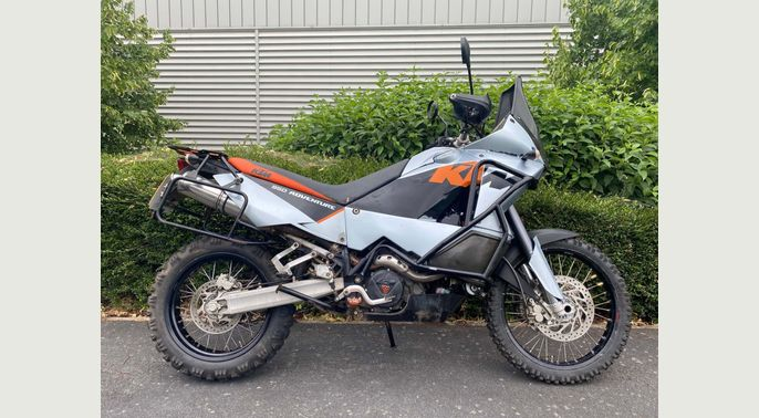 2003 53 Reg KTM 950 Ideal Adventure Bike