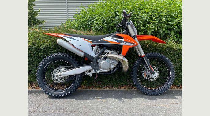 KTM 250 SX Motocrosser Used 2021 Model !