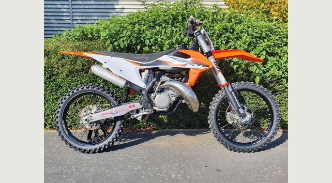 2021 KTM 150 SX Motocrosser 1 Owner - 30 Hours