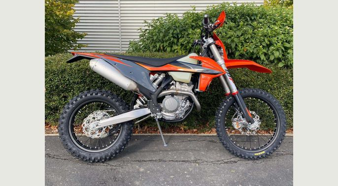 KTM 250 EXC-F New 2021 Model - In Stock