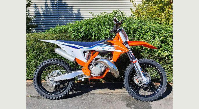 KTM 150 SX Motocrosser New 2022 KTM 150 SX
