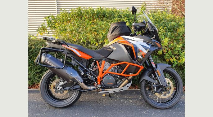 2019 69 Reg KTM 1290 Super Adventure R 1 Owner - Supplied by AMS
