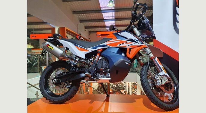 2020 KTM 790 Adventure R ABS New 2020 790 Adventure R Rally