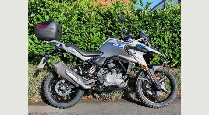 2019 19 Reg BMW 310 GS ABS Just arrived - Only 1615 Miles