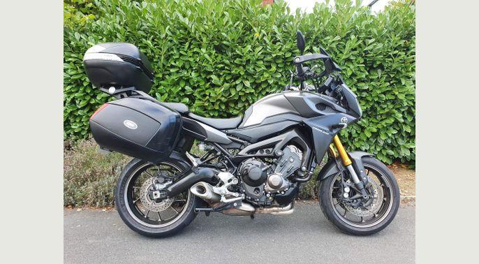2015 15 Reg Yamaha 850 Tracer ABS Naked