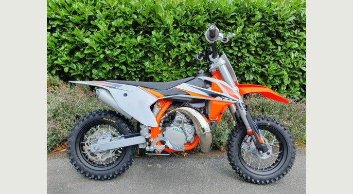 KTM 50 SX Mini Bike New 2021 Model - In Stock