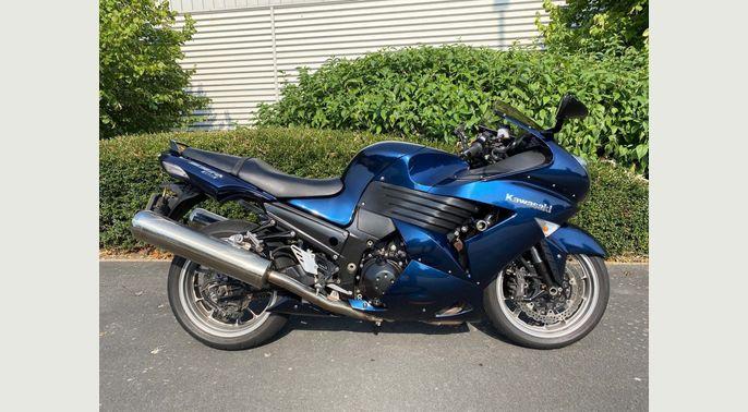 2007 07 Reg Kawasaki 1 Owner From New
