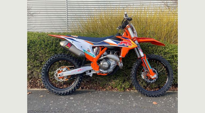 2020 KTM 450 SX-F 2020 450 SX-F Factory Edition