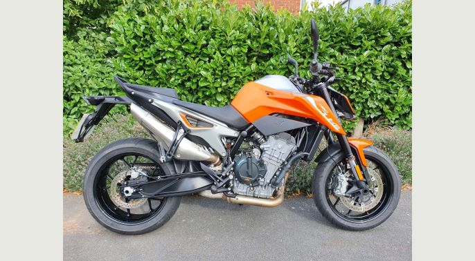 2019 20 Reg KTM 790 Duke ABS Full KTM History Just Serviced