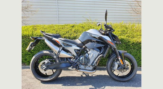 2020 69 Reg KTM