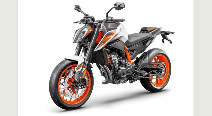 KTM New 2021 890 Duke R - In Stock