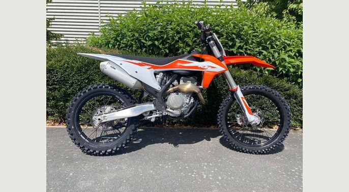 2020 KTM 250 SX-F Motocrosser 1 Owner 2020 MY - 25 Hours