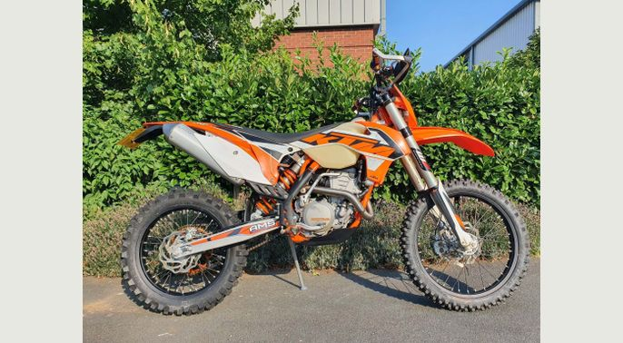 2016 16 Reg KTM 250 EXC-F 66 Hours Only - 2016 250 EXC-F