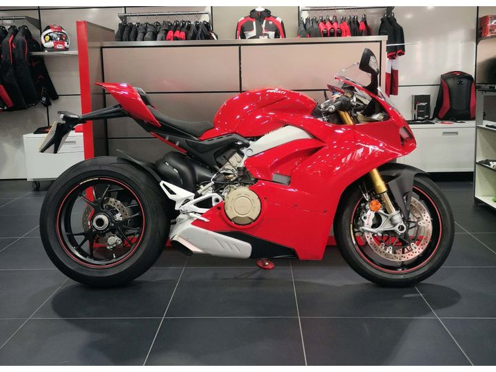 Ducati Panigale V4S 1100 S ABS 1103cc image
