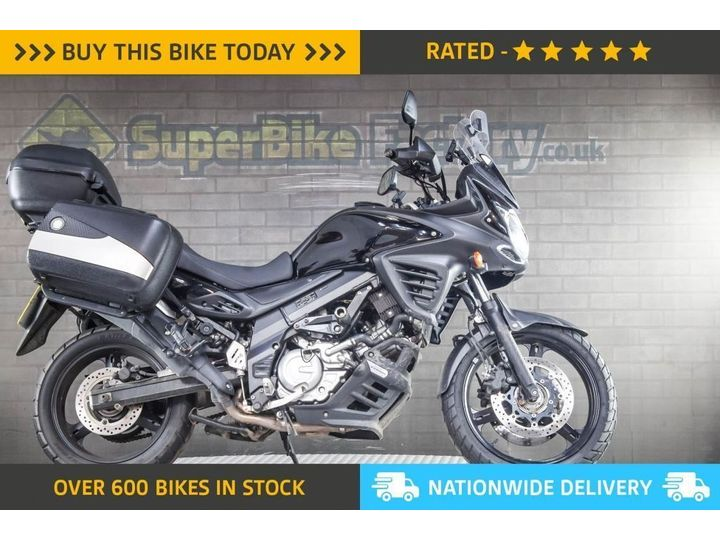 Suzuki V-STROM 650 - ALL TYPES OF CREDIT ACCEPTED 645cc image