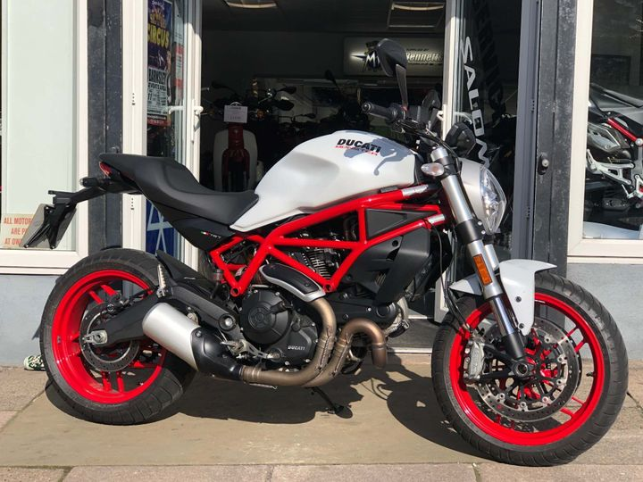 Ducati Monster 797 ABS 797cc image