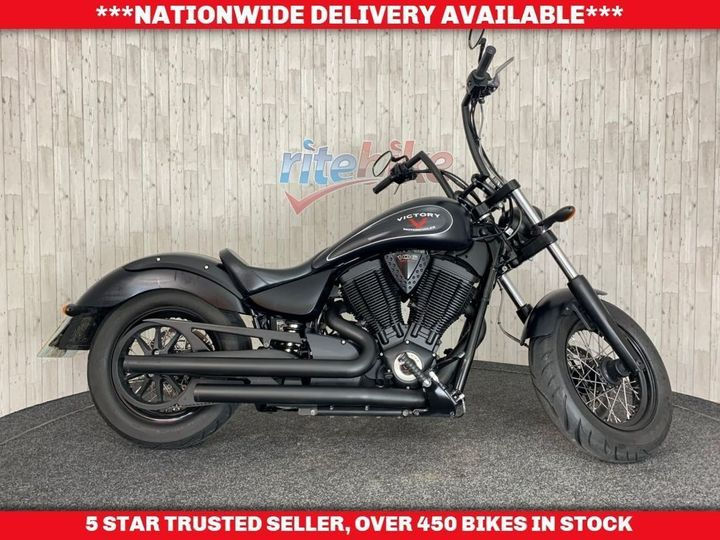 Victory HIGH BALL V-TWIN 1700 ABS EXCELLENT CONDITION 2016 66 1731cc image