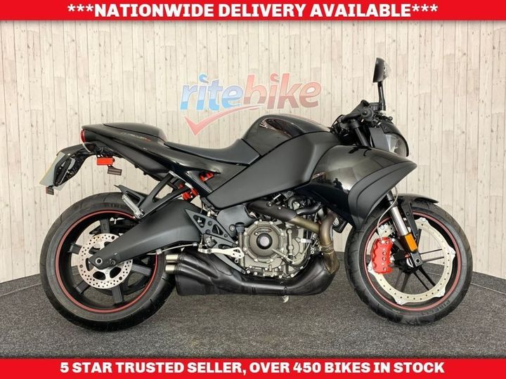 Buell 1125CR BUELL V- TWIN ONLY 9 MILES 1 OWNER 2009 59 1125cc image