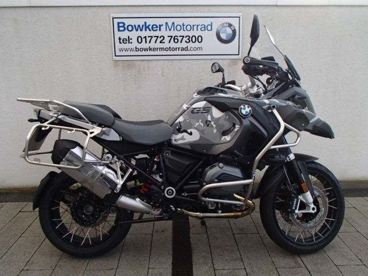 BMW R1200GS Adventure TE ABS 1170cc image