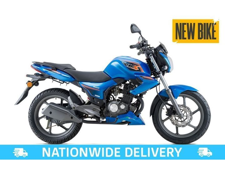 Keeway RK SPORT ALL TYPES OF CREDIT ACCEPTED 125cc image