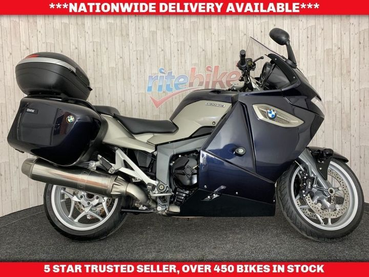 BMW K1300GT K ABS MODEL WITH FULL LUGGAGE 2010 10 PLATE 1293cc image