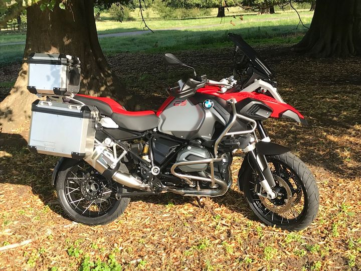 BMW R1200GS Adventure 1170cc image