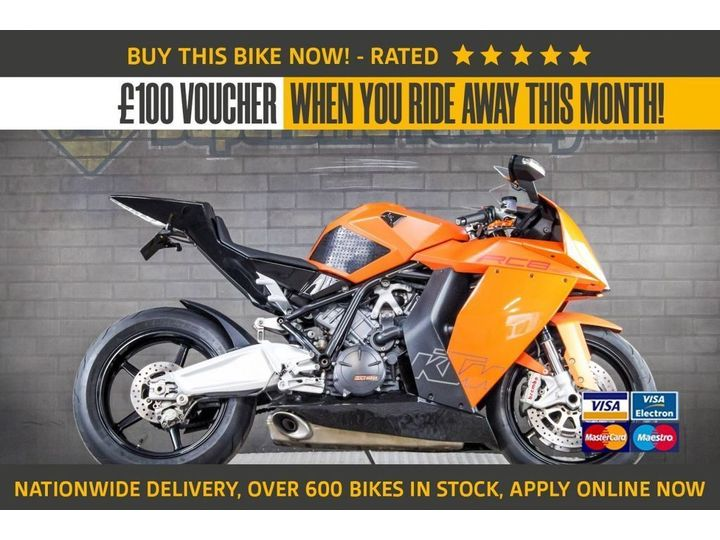 KTM RC8 ALL TYPES OF CREDIT ACCEPTED 1150cc image
