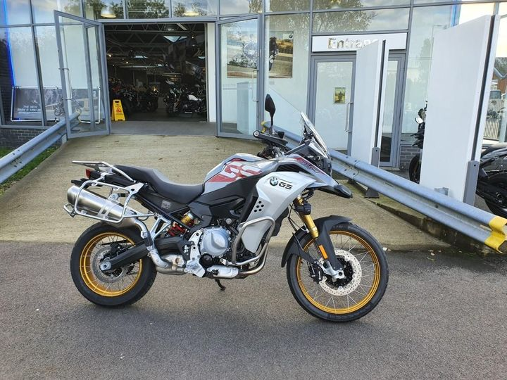 BMW F850 GS ADVENTURE SPORT image