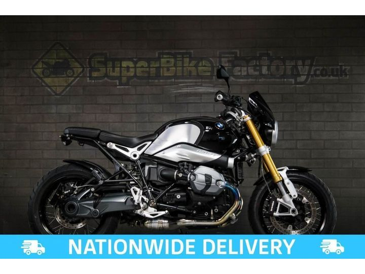 BMW R NINE T ABS ALL TYPES OF CREDIT ACCEPTED 1170cc image
