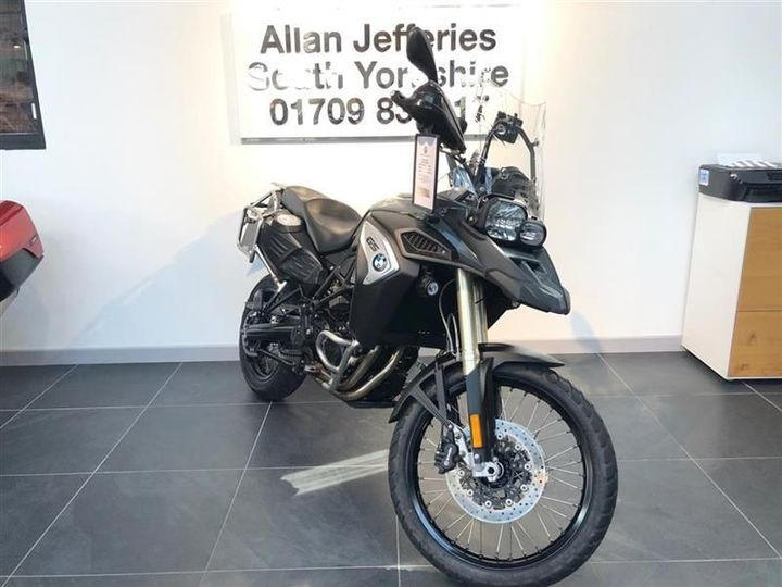 BMW F 800 GS Adventure TE 798cc image