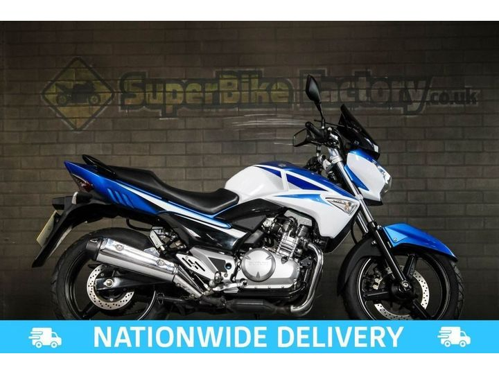 Suzuki INAZUMA ALL TYPES OF CREDIT ACCEPTED 248cc image